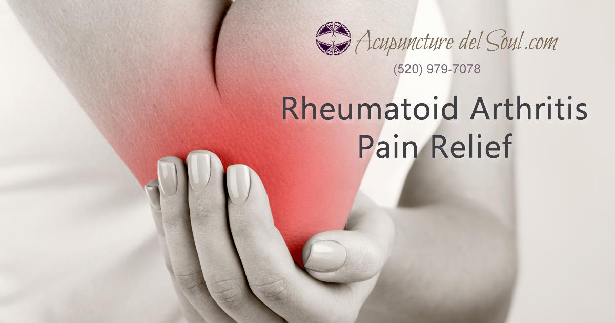 Rheumatoid Arthritis Pain Relief
