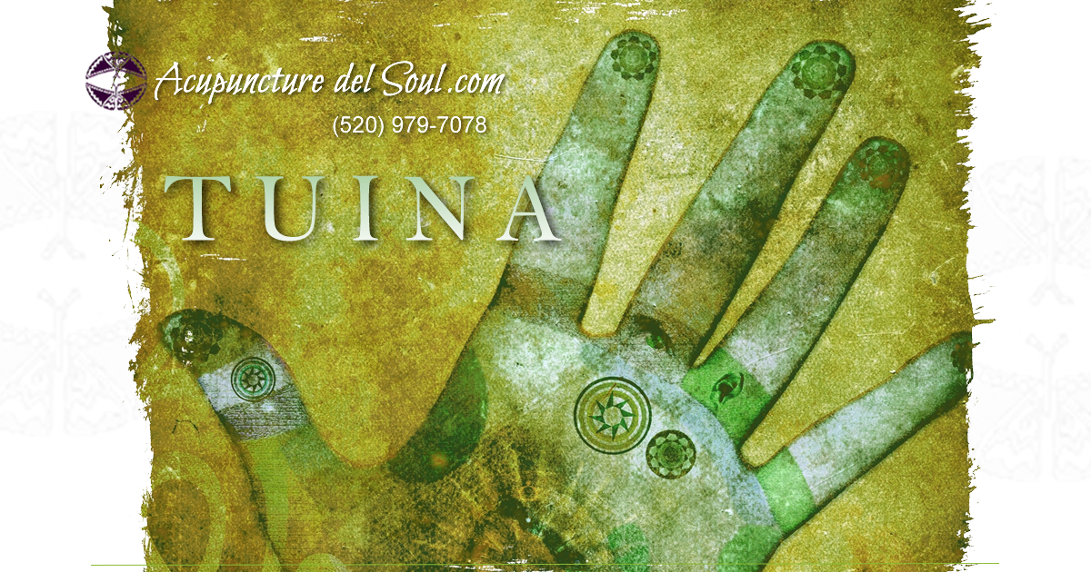 What Is Ancient Healing Method Tuina?