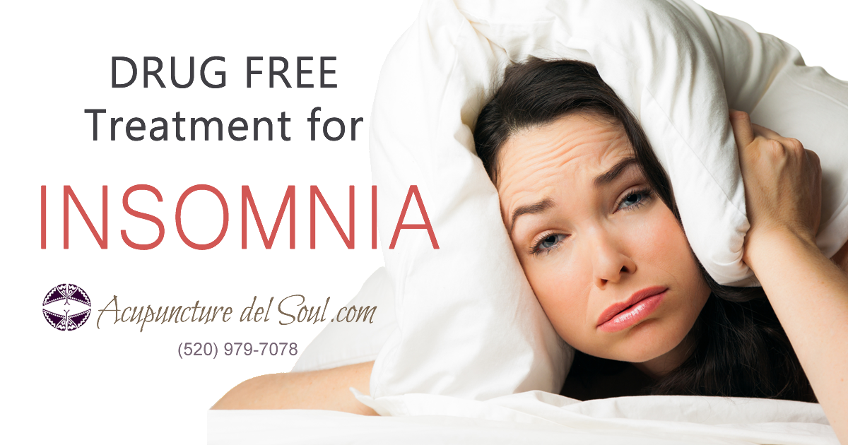 Drug Free Treatment for Insomnia